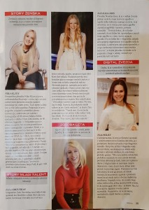Mladi talent leta (revija Story)